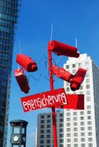 Eigensicherung, Berlin, Germany